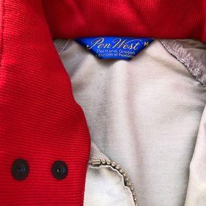 Pendleton coat